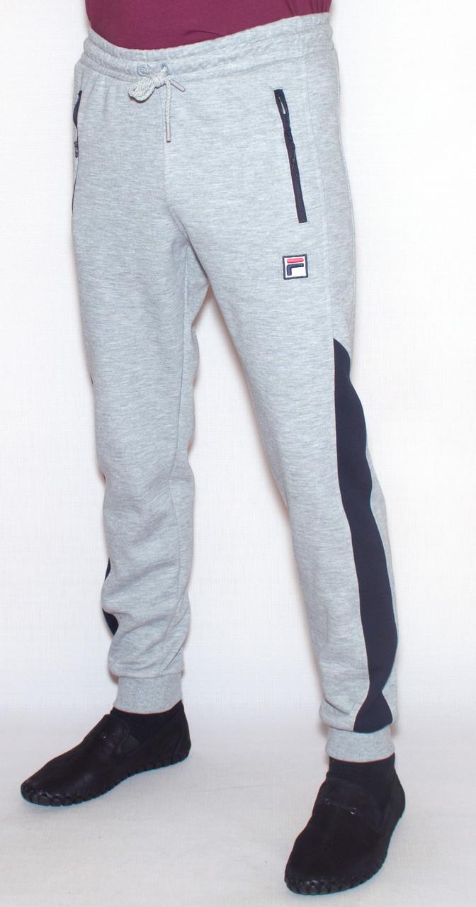 Чоловічі спортивні штани сірі Fila (копія)
