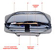 Сумка для Macbook Air/Pro 13,3'' - серый, фото 3