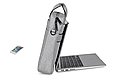 Сумка для Macbook Air/Pro 13,3'' - серый, фото 8