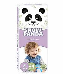 Подгузники Снежная панда Junior 5 (11-25 кг), 44 шт. SNOW PANDA