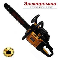 Бензопила ЭЛ-МАШ БП-45/3,0/ Компл.2 шины + 2 цепи
