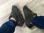 Мужские кроссовки Adidas Yeezy Boost 700 (зеленые) KS 1476, фото 6