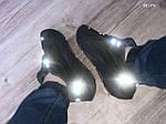 Мужские кроссовки Adidas Yeezy Boost 700 (зеленые) KS 1476, фото 7