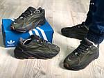 Мужские кроссовки Adidas Yeezy Boost 700 (зеленые) KS 1476, фото 8