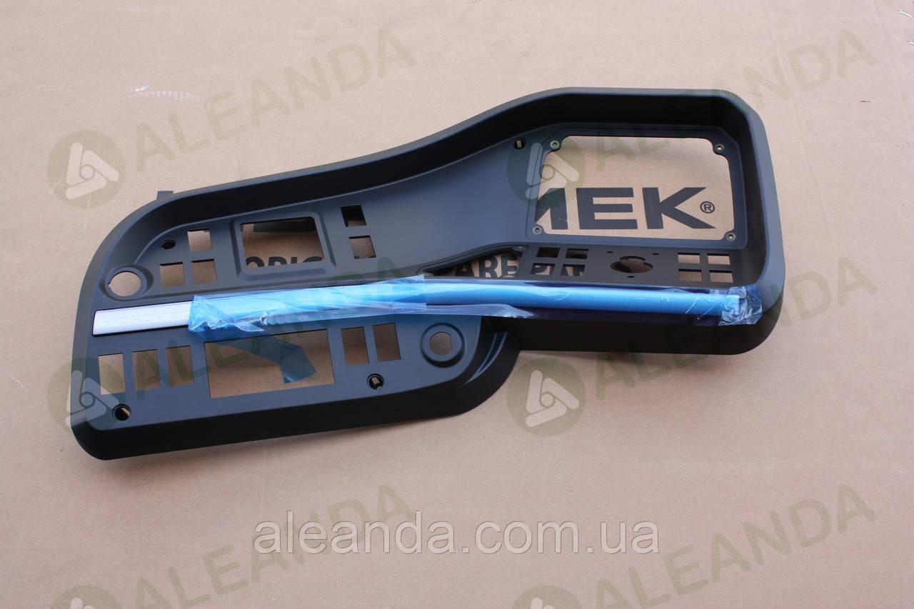 01829659 обшивка приборної панелі кабіни (в зборі) Hidromek