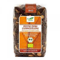 Семена тыквы темнозеленые органические Bio Planet 350г