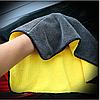Полотенце, тряпка из микрофибры для авто / Салфетка для полировки автомобиля / Микрофибра, фото 6