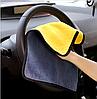 Полотенце, тряпка из микрофибры для авто / Салфетка для полировки автомобиля / Микрофибра, фото 2