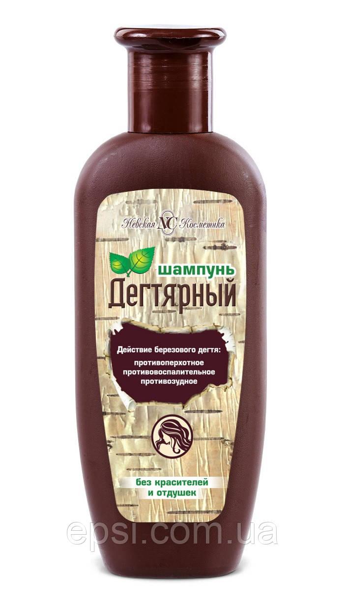 Шампунь для волос Дегтярный Невская Косметика, 250 мл