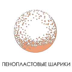 Пенопластовые шарики