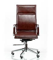 Крісло Special4You Solano 4 , коричневий