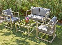 Комплект мебели Лофт золото