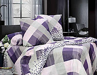 Еней-Плюс Евро постельный комплект Т0708