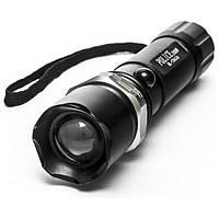 Мощный карманный фонарик Bailong BL-Т8626 XPE, фото 1
