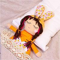 Кукла-грелка SLINGOPARK «Нина Зайченко» Orange, фото 1