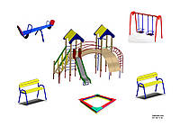 Детская площадка Эконом Д802 1,2