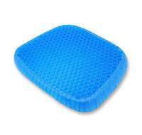Гелевая подушка на сиденье с чехлом Egg Sitter