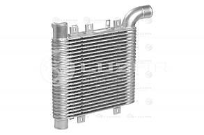 Радиатор интеркулера Hyundai Santa Fe (06-) 2.2CRDi (LRIC 0878) Luzar2827127800