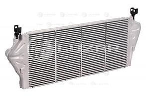 Радиатор интеркулера Renault Laguna II (01-) 1.9d (LRIC 0901) Luzar8200008761 8200087761