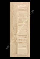 """Межкомнатная дверь """"Доминант-Вуд-1"""" 600"""