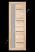 """Міжкімнатні двері """"Домінант-Вуд-2"""" 600"""
