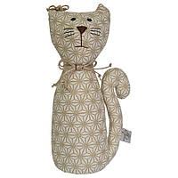 Кот на стол интерьерная игрушка ручной работы