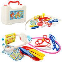 Набор детский доктор в чемодане M 0463 AB