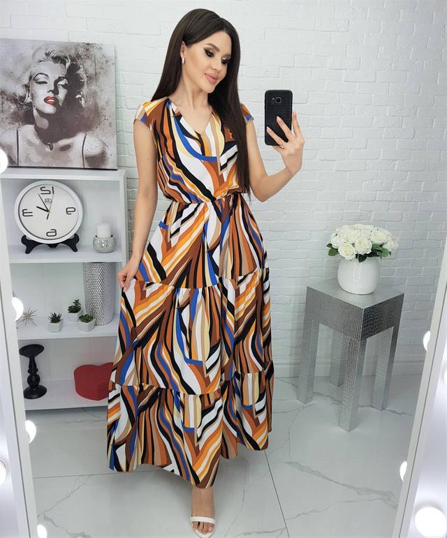 фото платье в пол