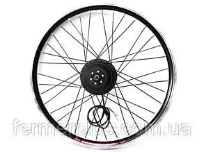 Велонабор колесо переднее 26 (с дисплеем)
