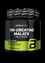Креатин малат BioTech Tri-Creatine Malate (300 г) unflavored