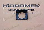 01992777 пластина кріплення трубки вихлопної системи Hidromek, фото 2