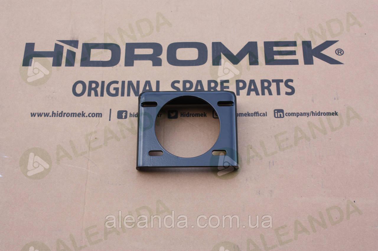 01992777 пластина кріплення трубки вихлопної системи Hidromek