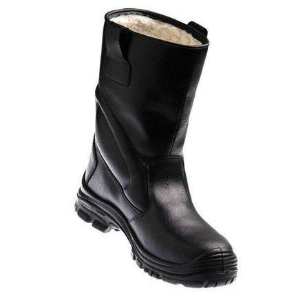 Сапоги кожаные зимние POWERLITE, S3, фото 2