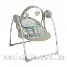 Кресло - качалка детская Lorelli Portofino c музыкальной панелью