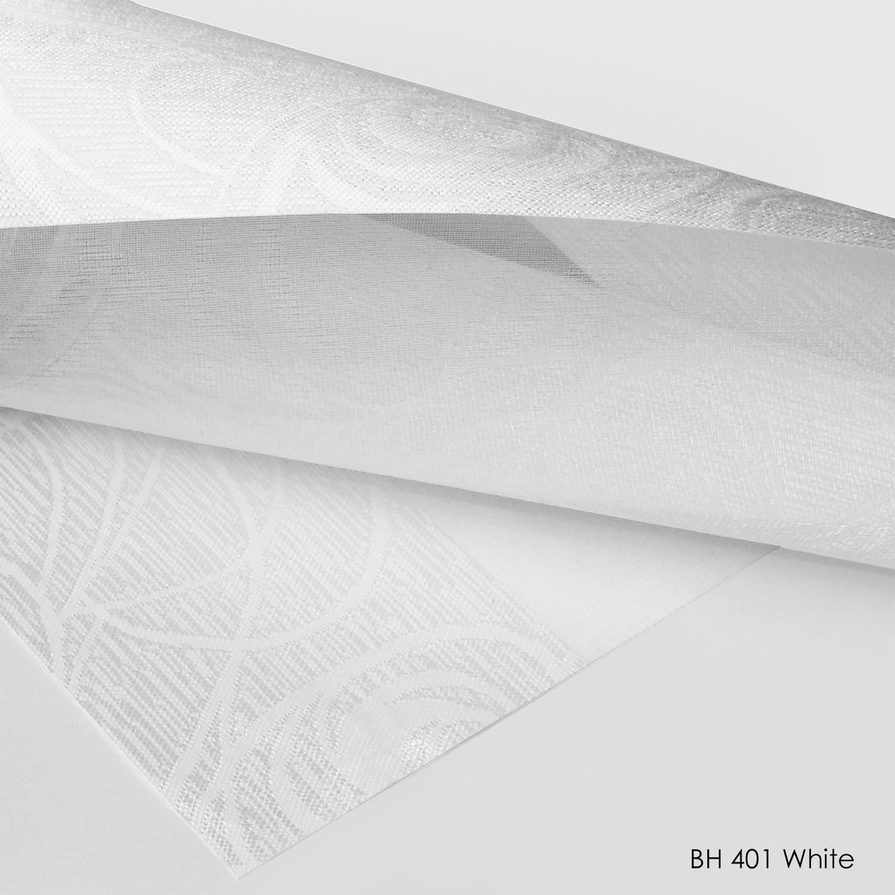 Ролеты день ночь BH-401 white
