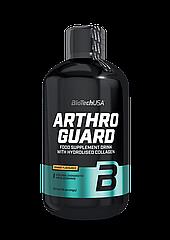 Хондропротектор BioTech Arthro Guard Liquid (500 мл) биотеч артро гард orange