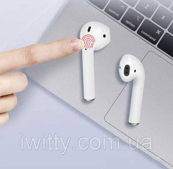 Беспроводные Bluetooth наушники TWS i15 Bluetooth 5.0 White