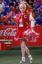 Коллекционная кукла Барби Coca-Cola Cheerleader 2001