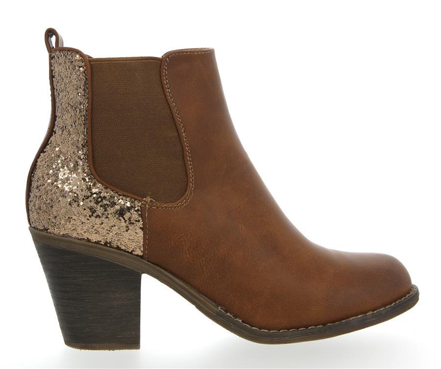 Женские ботинки NICKY