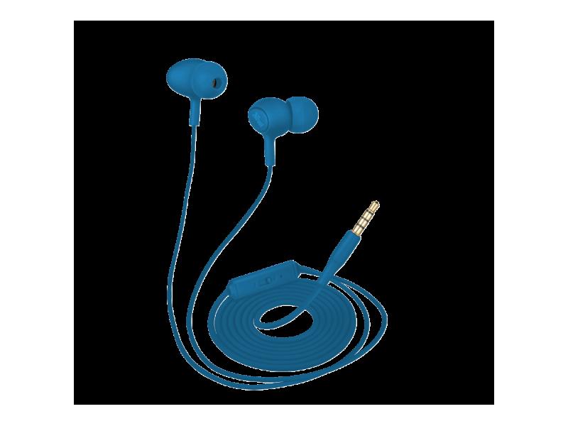 Навушники Trust Ziva In-ear Blue (21951)
