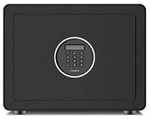Электронный сейф ксиоми металлический черный с дистанционным управлением Xiaomi CRMCR Black (BGX-D1-30M)