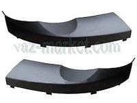 Облицовка фар (ресницы) ВАЗ 2123 рестайлинг
