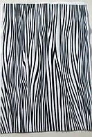 Фетр с  рисунком принтом Зебра 2