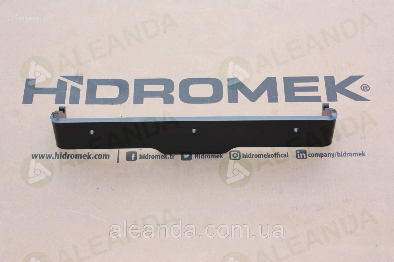 02012924 пластина кріплення підножки кабіни Hidromek