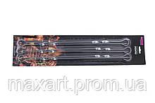 Набор шампуров PRC - Benson 600 мм (6 шт.)