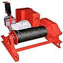 Лебедка электрическая тяговая У-5120.60, У-51200.60