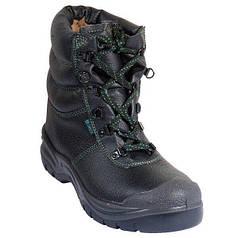 Ботинки утепленные кожаные MUSCOVITE HIGH, S3