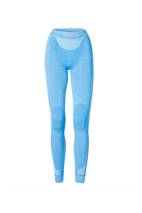 Женские термоштаны Haster Merino Wool XS Синие