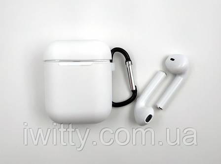 Беспроводные Bluetooth наушники HBQ I9S-Plus TWS V5,0 с кейсом и чехлом White, фото 2