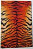 Фетр с  рисунком принтом Тигр